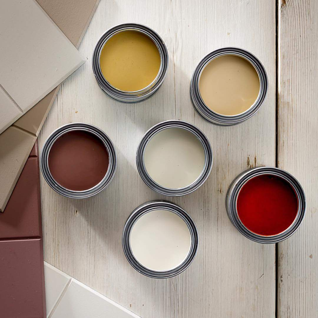 Autumn from M&L paint