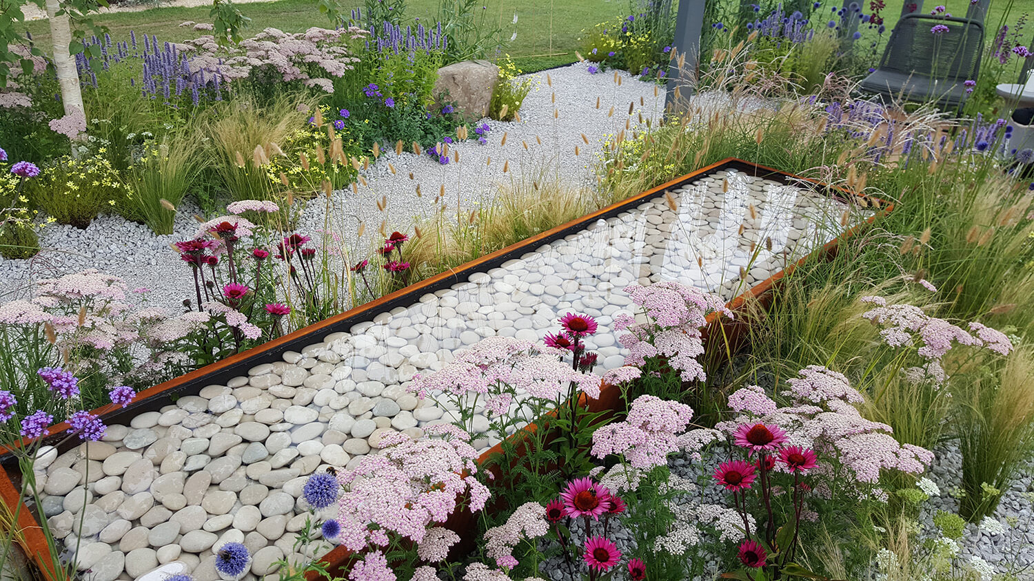 Jake's RHS Tatton garden