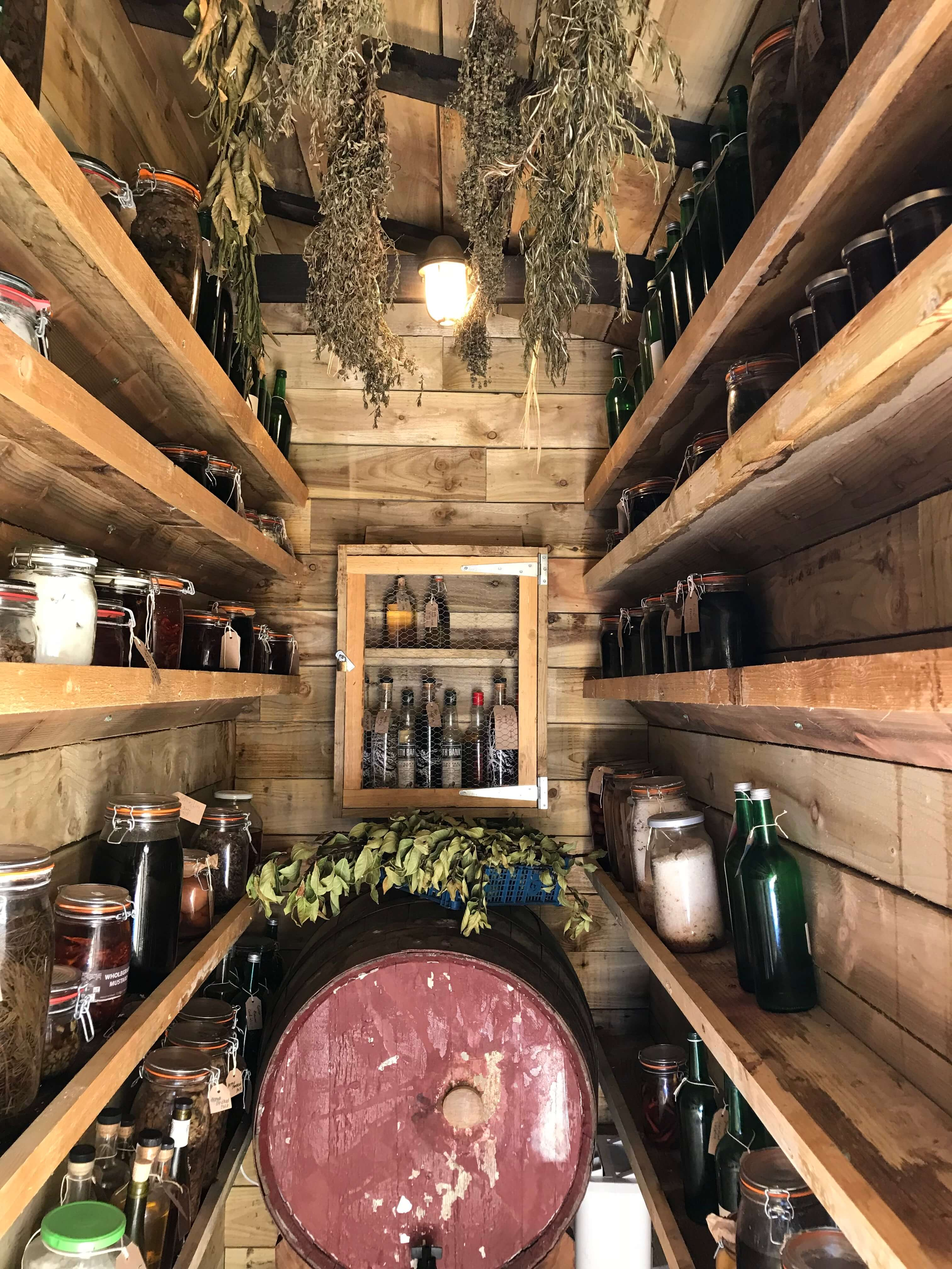 The Larder at The Pig