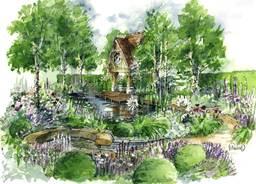 M&G garden by Jo Thompson