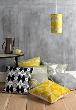 Yellow and Grey Designs