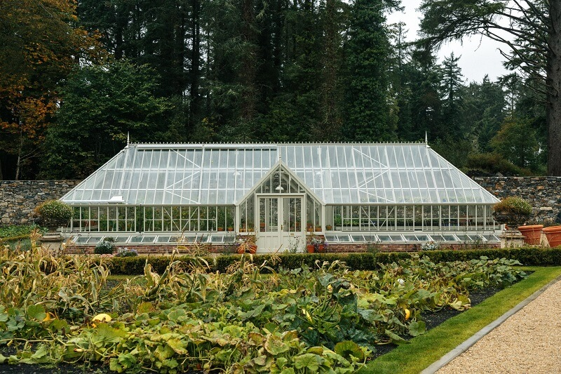 Ballynahinch Castle Greenhouse