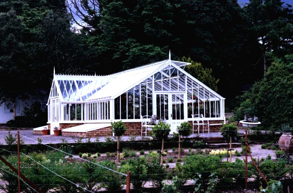 Belvedere House Greenhouse