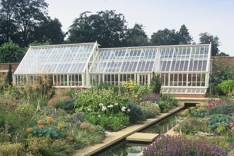 Broughton Grange Greenhouse
