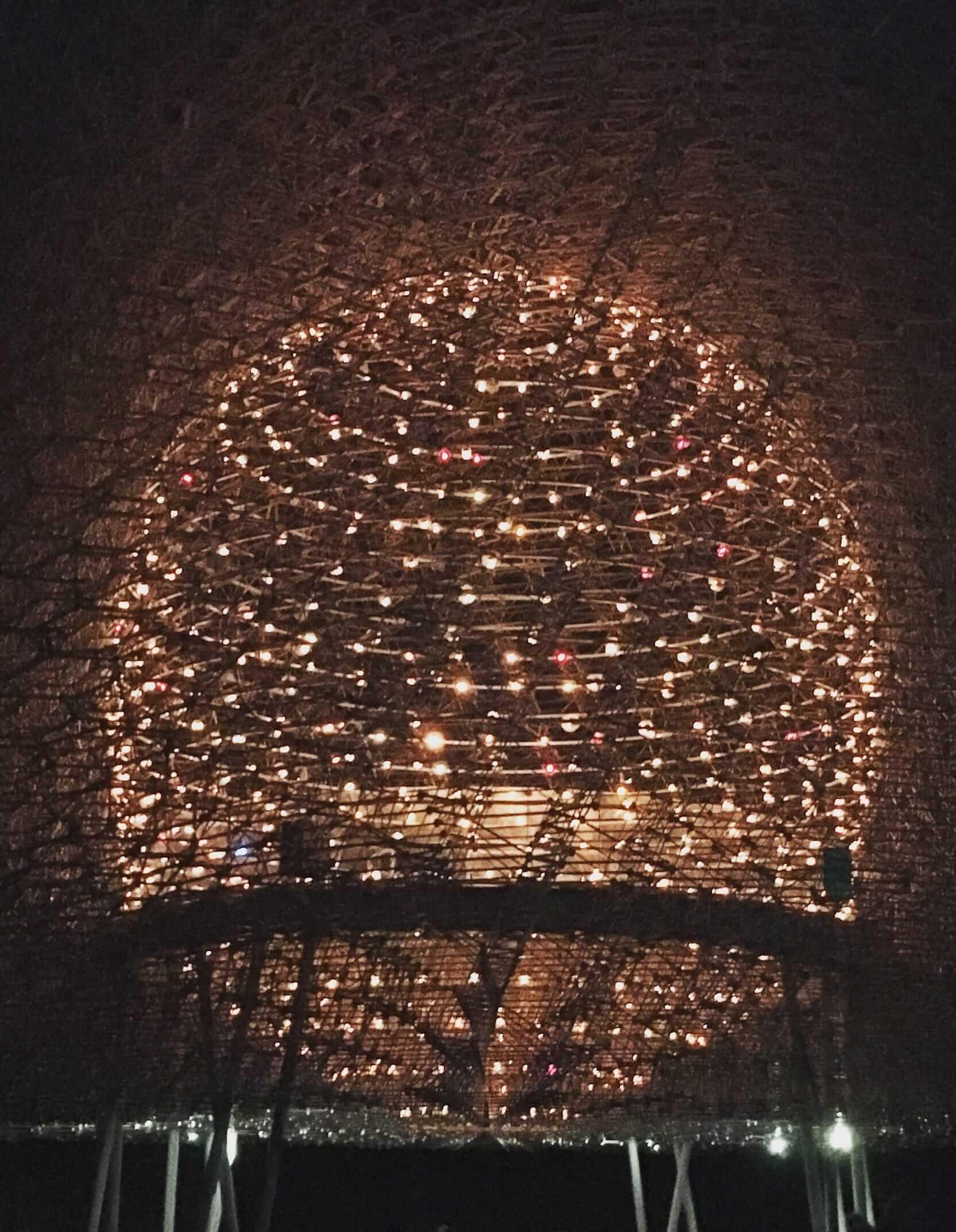 Christmas: The Hive at Kew