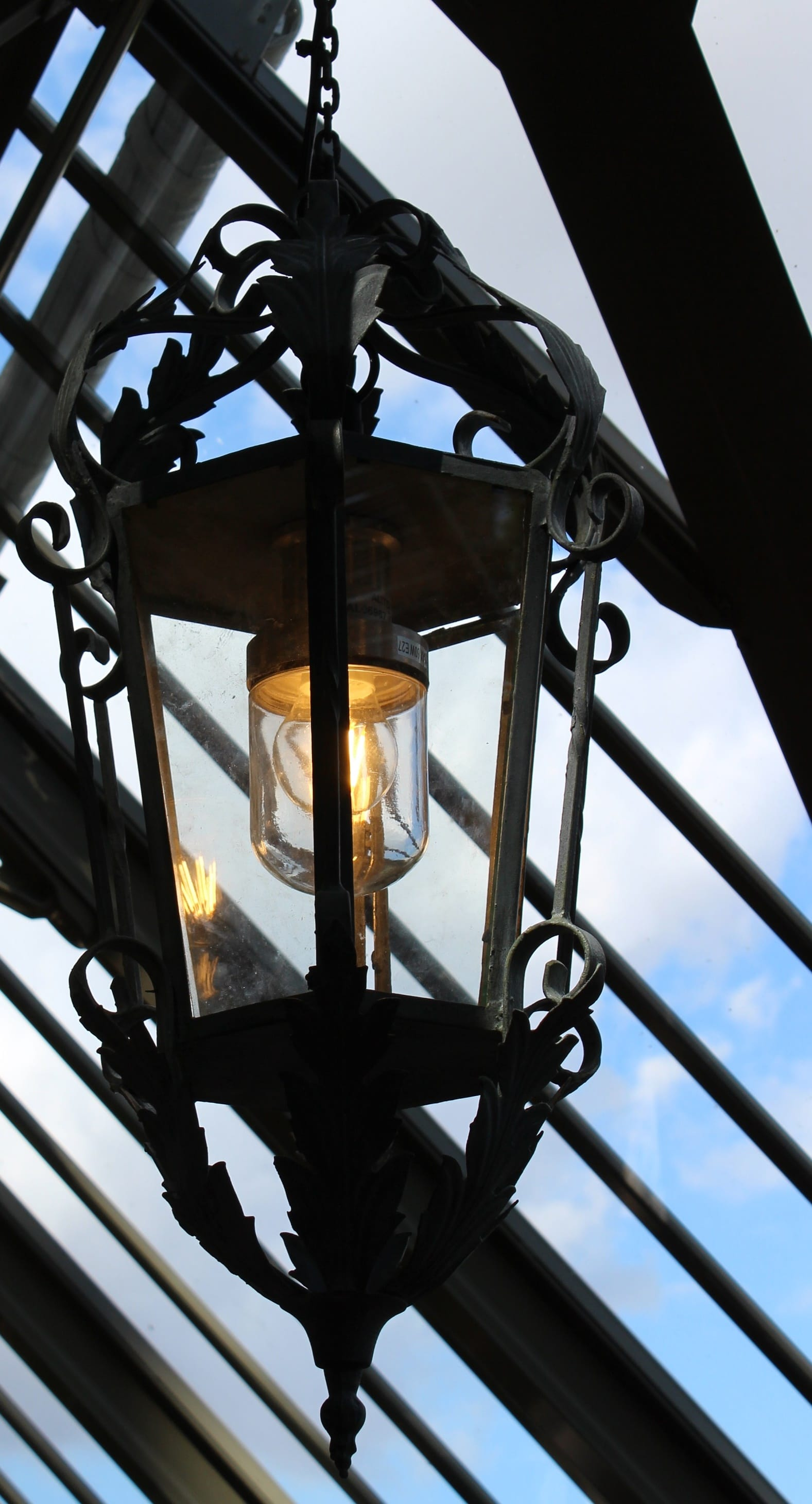 Lantern in the Ickworth