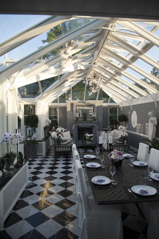 Lovely dining room internal