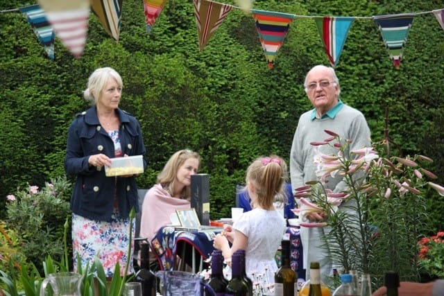 Open Garden in West Sussex