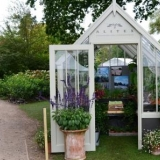 Shrewsbury Flower Show - Mobile greenhouse