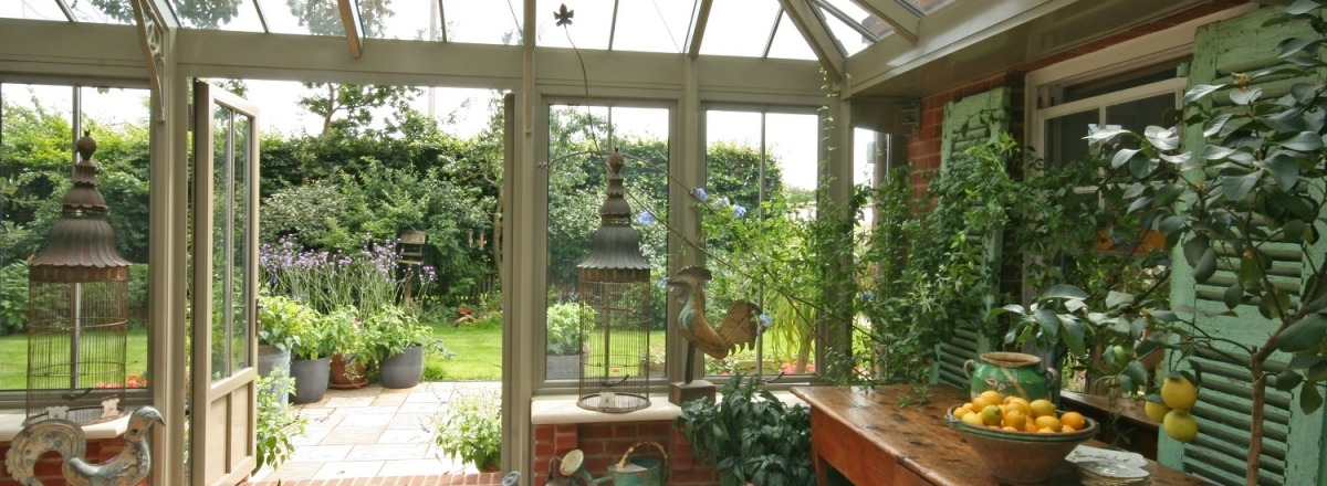 Conservatories home interior