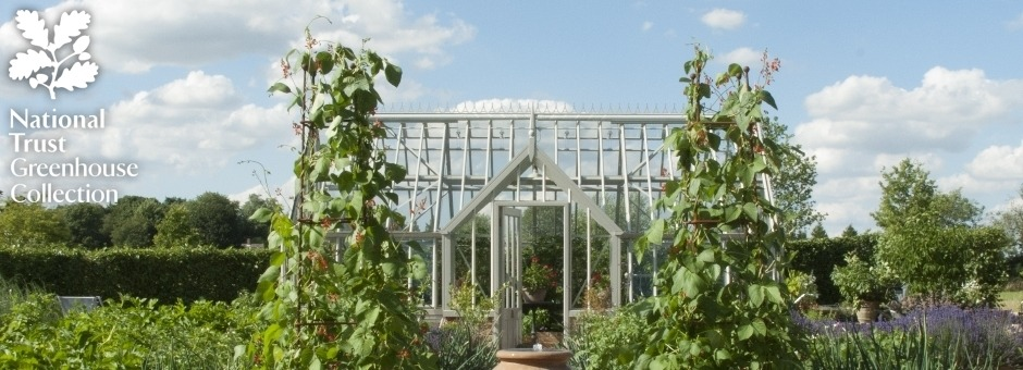 National Trust Cliveden Greenhouse by Alitex