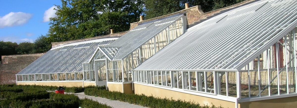 Historic Greenhouse Replacement | Architects Case Study | Alitex