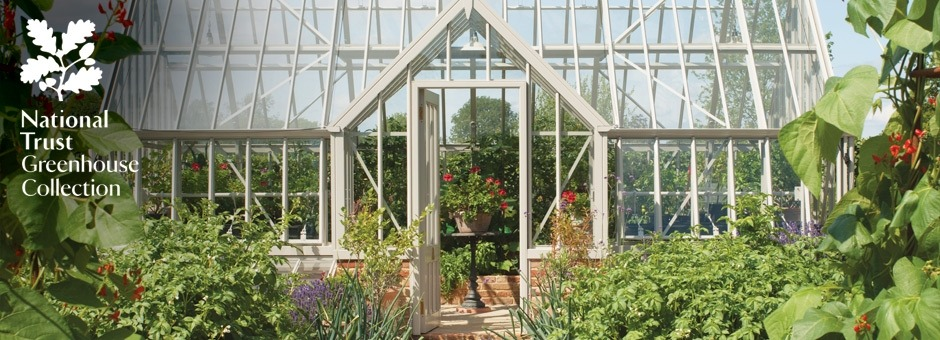 The cliveden national trust greenhouses alitex for Greenhouse styles