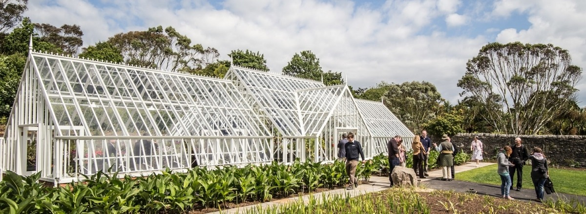 Specialist Greenhouse Projects