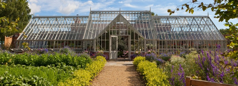 Bespoke greenhouse design
