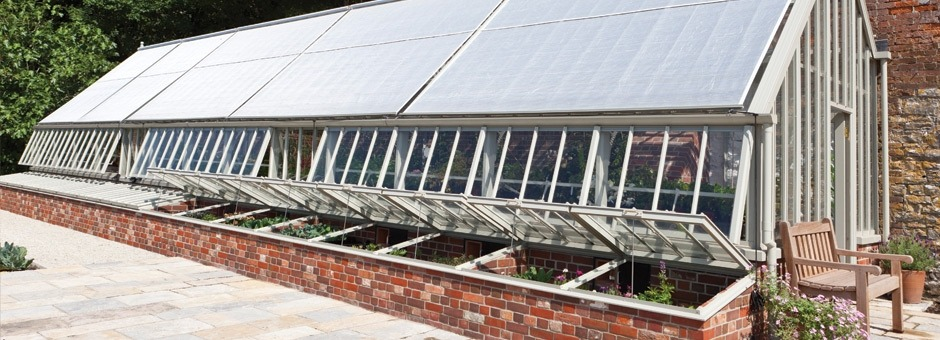 Greenhouse heating and lighting