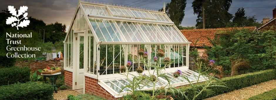 National Trust greenhouse collection