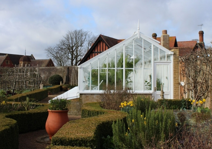 Arundel Castle Glasshouse