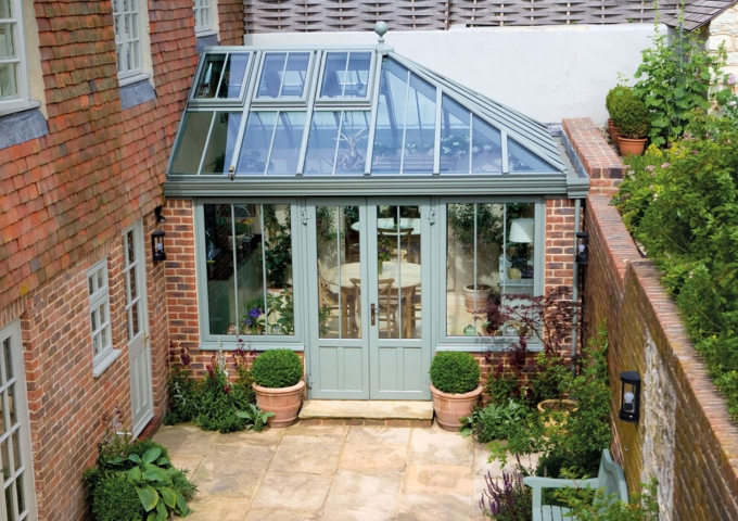 Alitex traditional conservatory