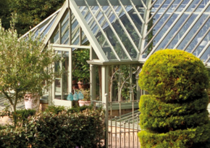 National Trust Greenhouses Traditional Greenhouses Alitex