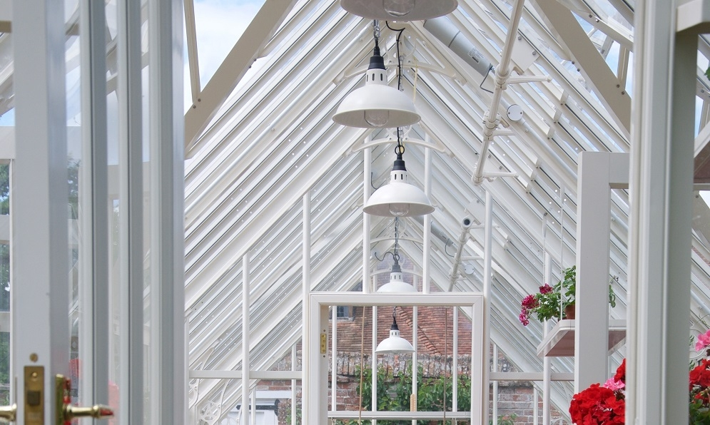 Gifford Victorian Greenhouse Light