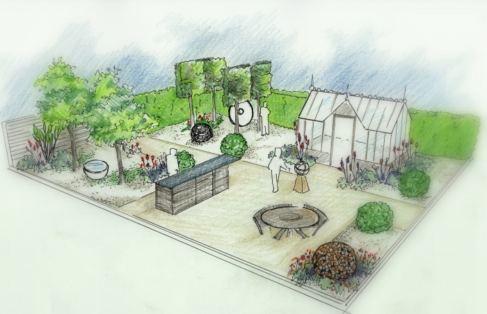 The Perfect Garden at The Game Fair
