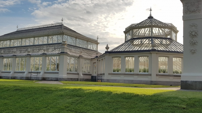 The Temperate Glasshouse at Kew Gardens