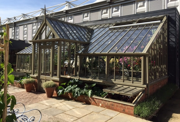 Bespoke greenhouse