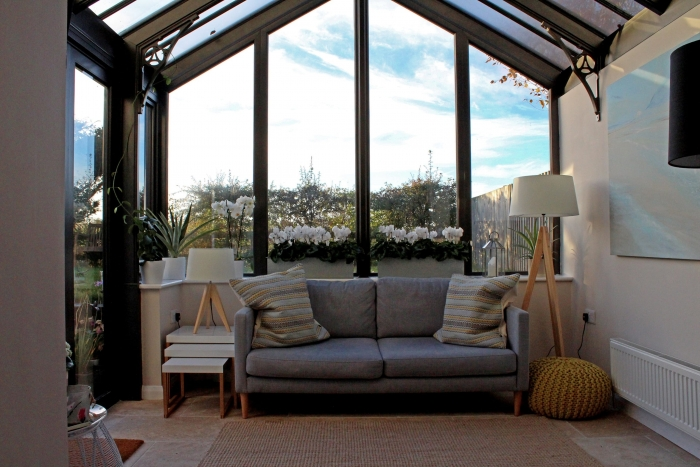 Wintry Alitex Conservatory