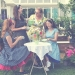 Vintage Greenhouse Tea Party | Goodwood Revival